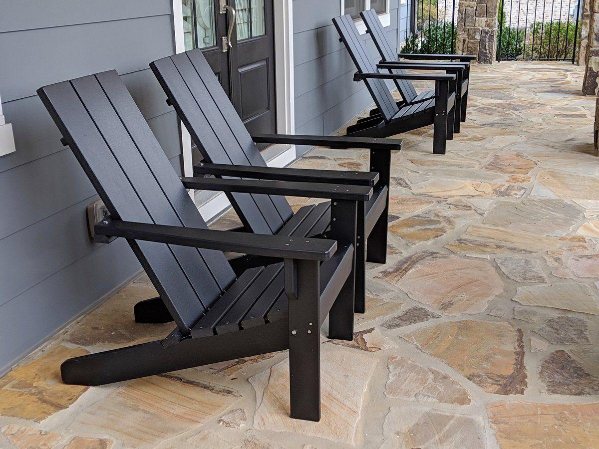 Modern adirondack chair modern adirondack outdoor