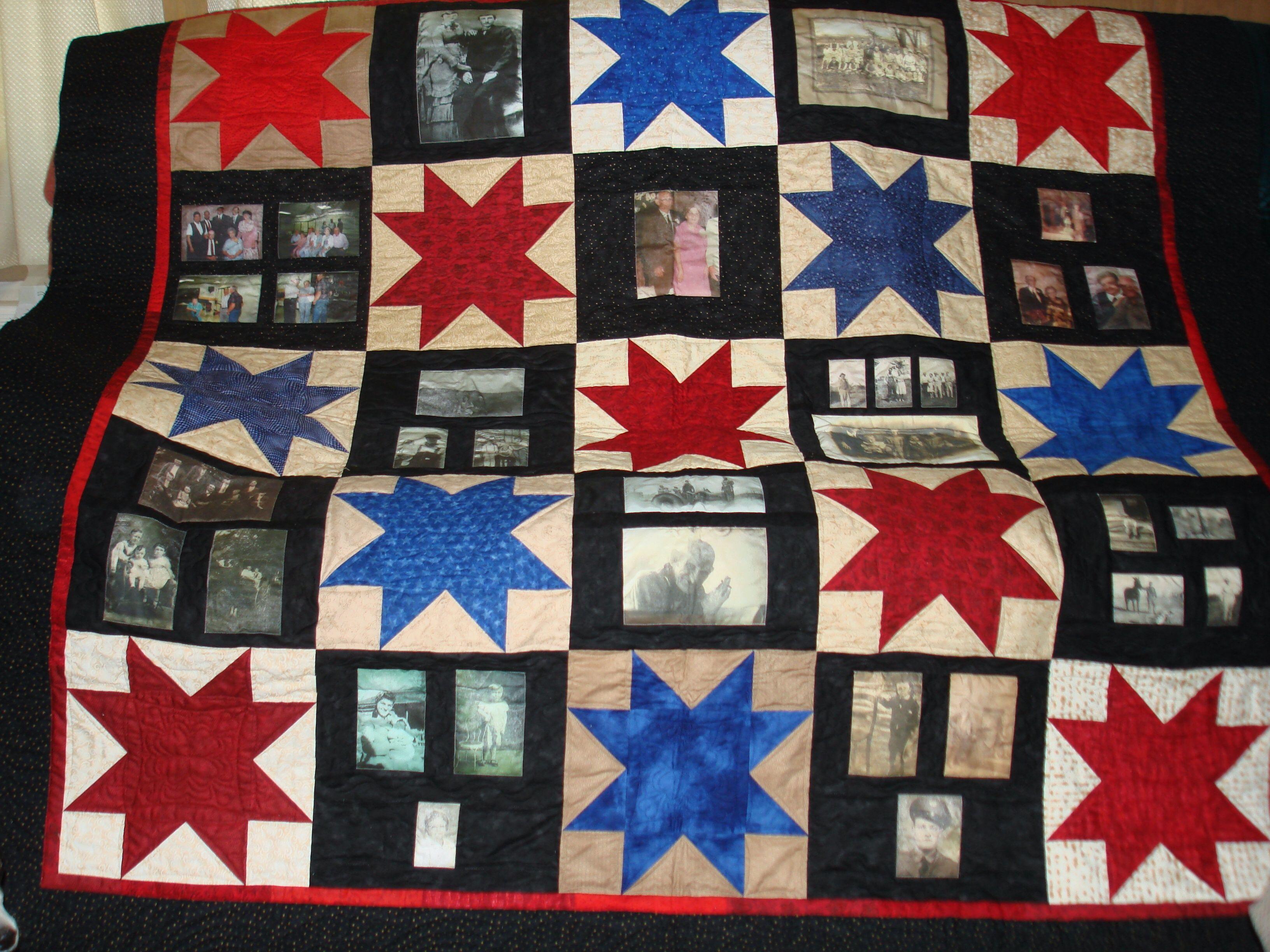 photo memory quilt | my quilts | pinterest | photo memories, photo
