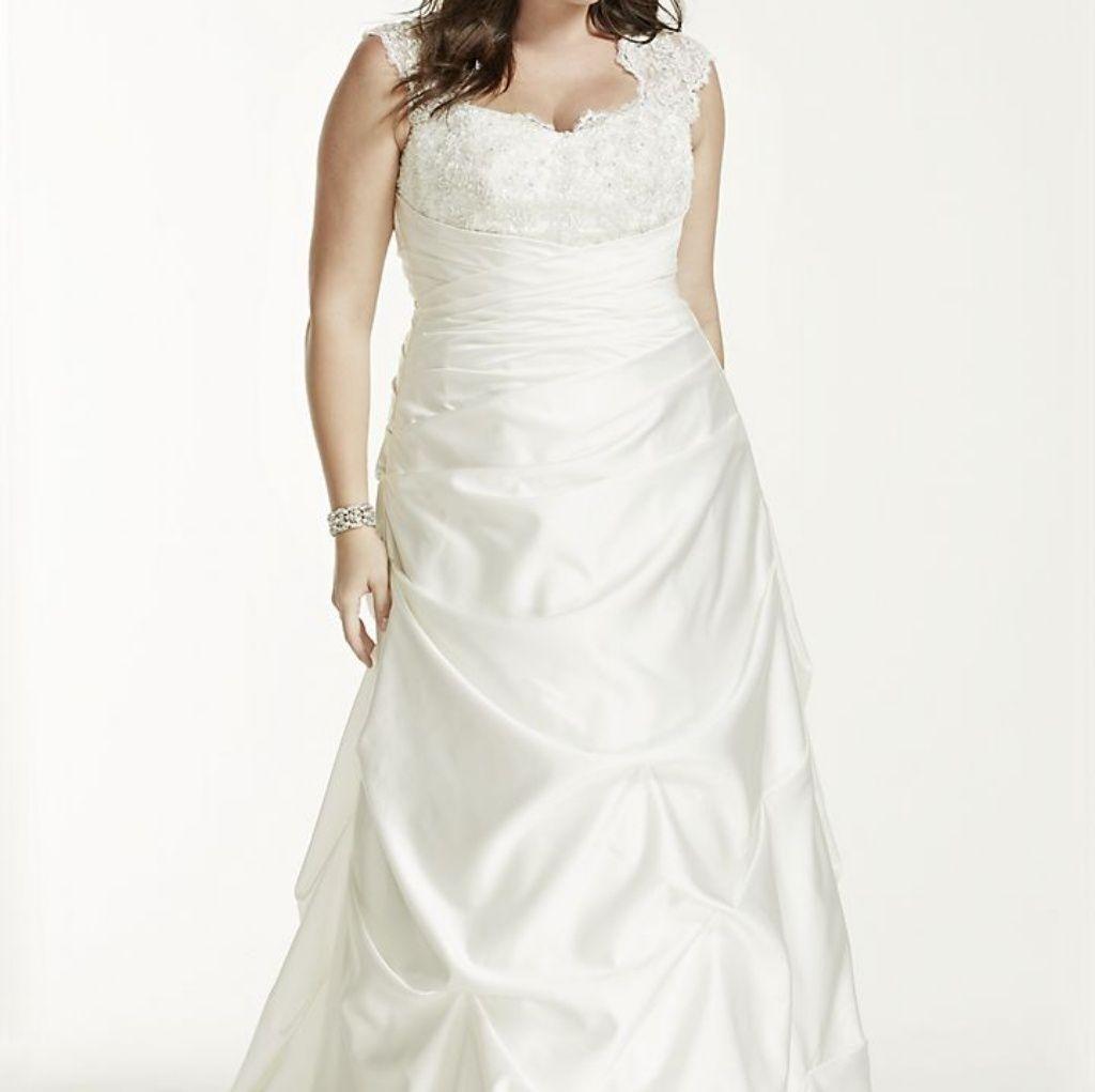Rent wedding dress davids bridal  DaviduS Bridal Wedding Dress  Products
