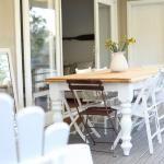 Beach Cottage Decor Coastal Table Makeover