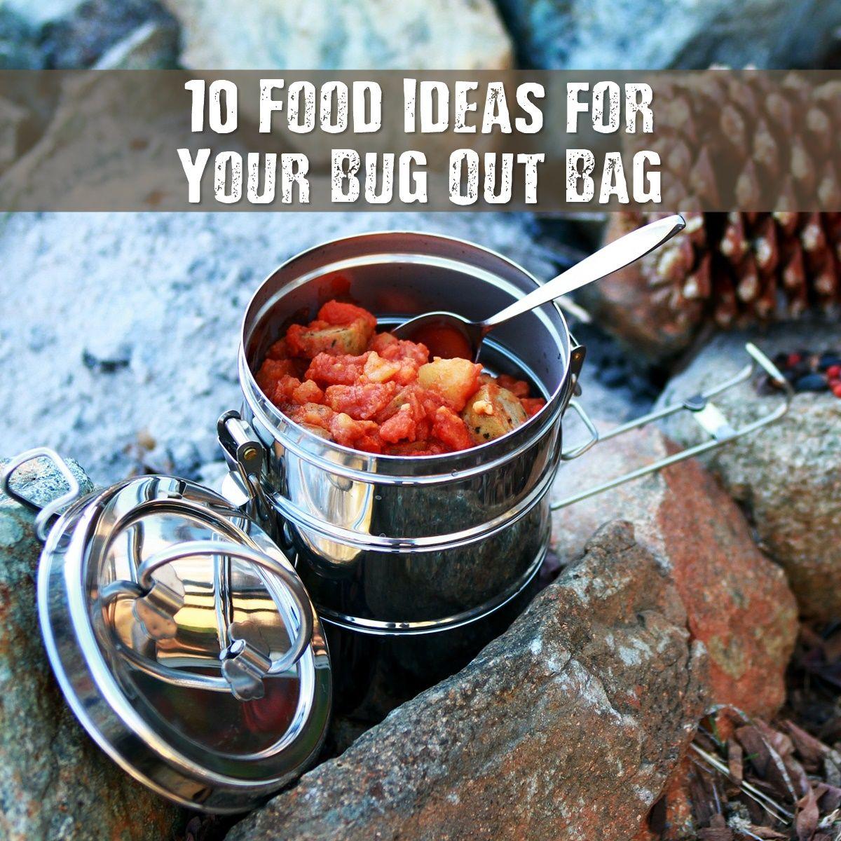 best backpacking food uk