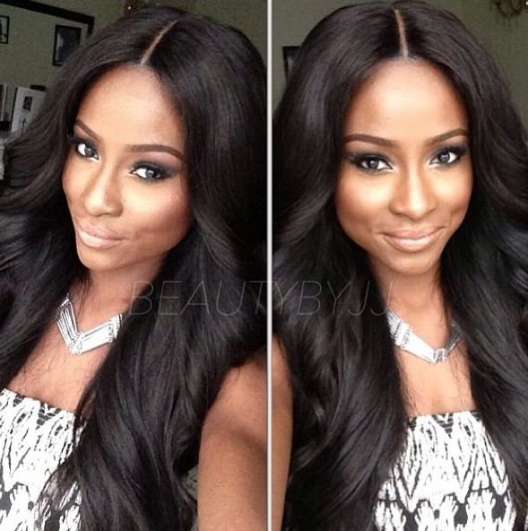 Youtube Make-up Guru for Black Women...beautybyj!