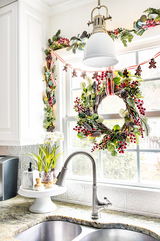 Wie man altes sentimentales und neues Dekor & unsere schwedische Weihnacht mischt   – Christmas