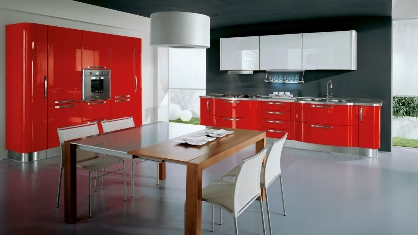 17 Best images about Modern Italian Custom Made Kitchens by Lube ...