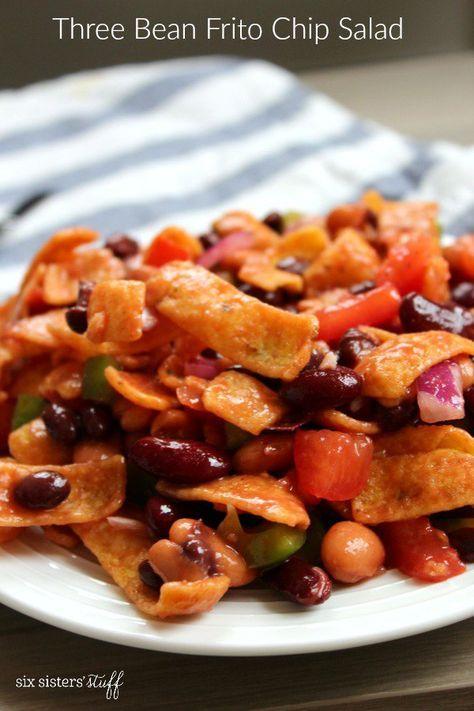 Kraft Three Bean Salad Recipe