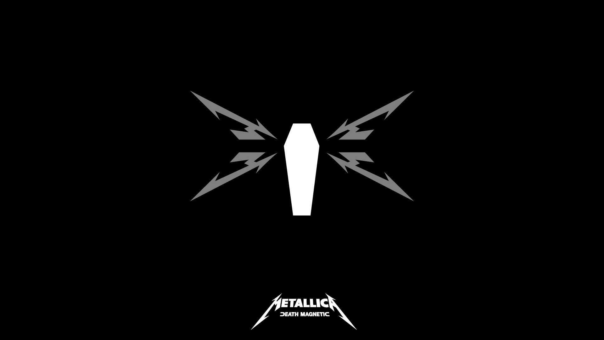 Download Wallpaper 1920x1080 Metallica Symbol Name Background Picture Full Hd 1080p Hd Background Metallica Black Wallpaper Iphone Wallpaper