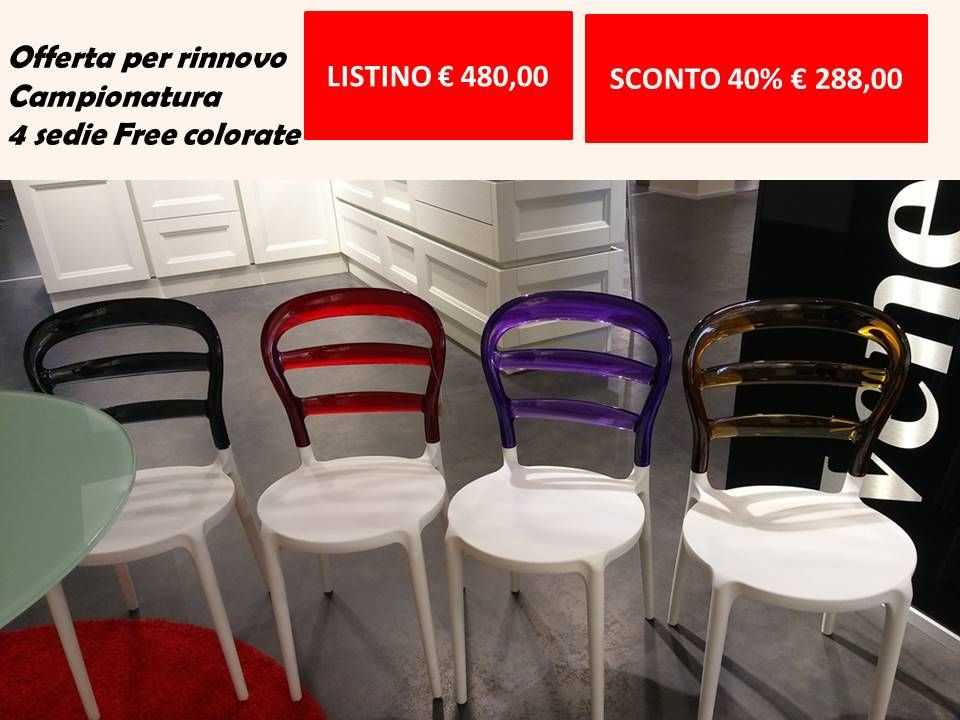 Eurosedia ScontatissimeModerne Colorate Sedie Colorate Chair Eurosedia Chair Sedie ScontatissimeModerne rxdCeBo