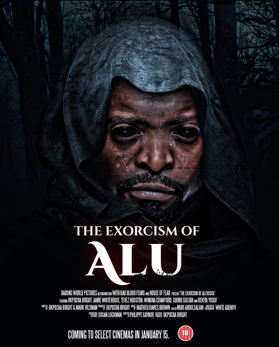 Is Basketmouth Releasing His First Feature Film This