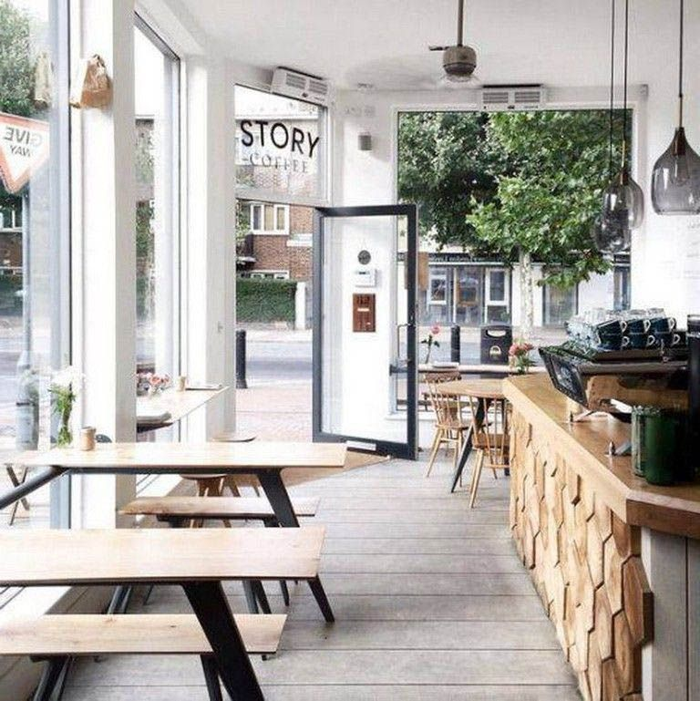 Eye Opening Coffee Bars You Ll Want For Your Own Kitchen Modern Coffee Shop Cozy Coffee Shop Cafe Interior Design