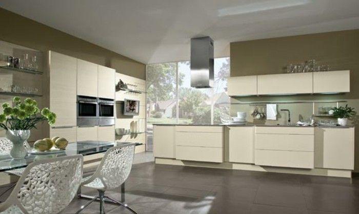 kuche magnolia matt wandfarbe, die magnolia farbe in 100 bildern! | wandgestaltung ideen, Innenarchitektur