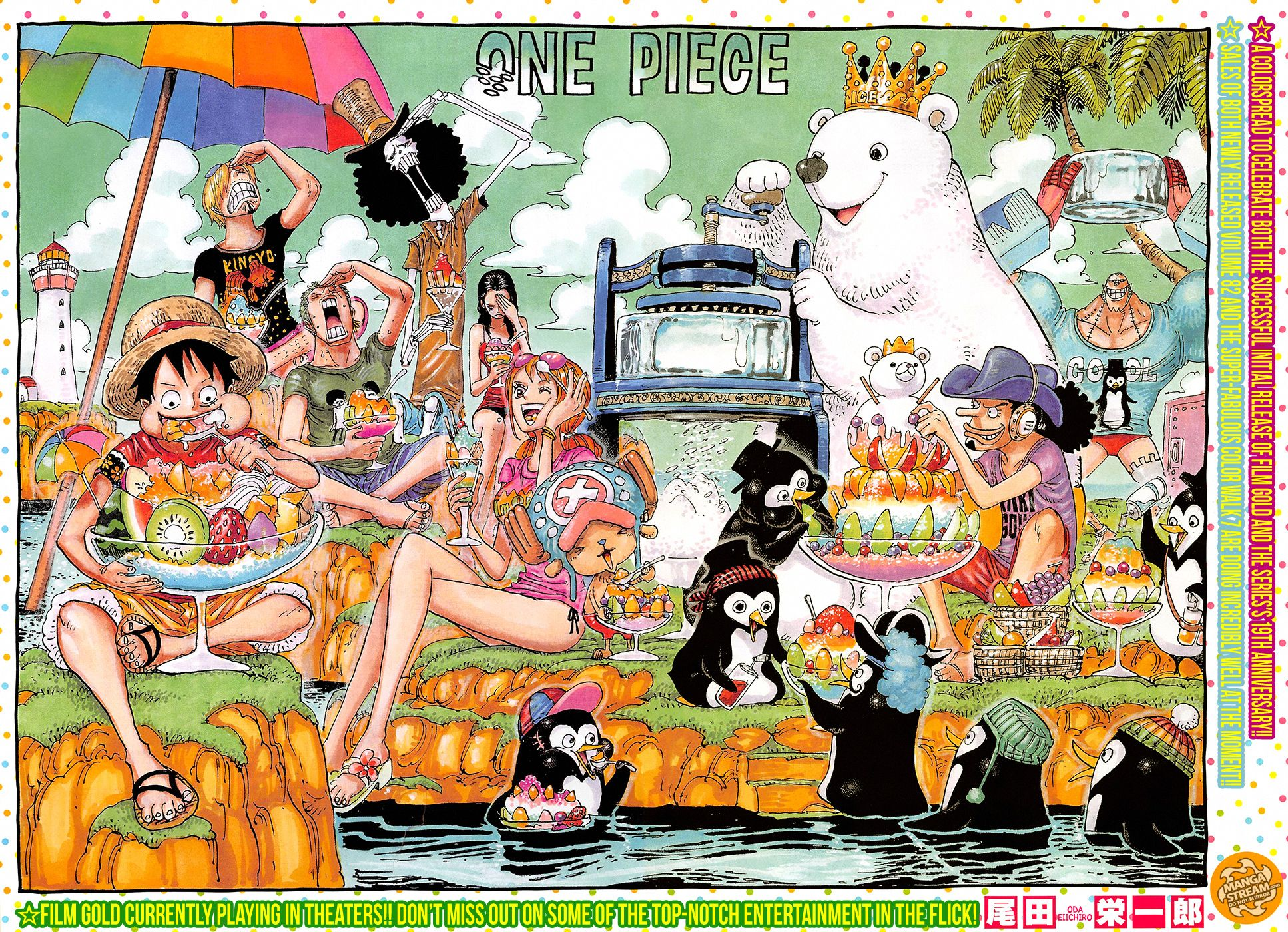 Colored manga websites - Read Manga One Piece One Piece 835 Online In High Quality