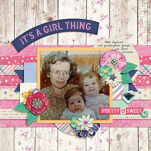 {Girls Rule} Digital Scrapbook Kit by Magical Scraps Galore, available at Gingerscraps and The Digichick http://store.gingerscraps.net/Girls-Rule-collection.html http://www.thedigichick.com/shop/Girls-Rule-collection.html  #magicalscrapsgalore