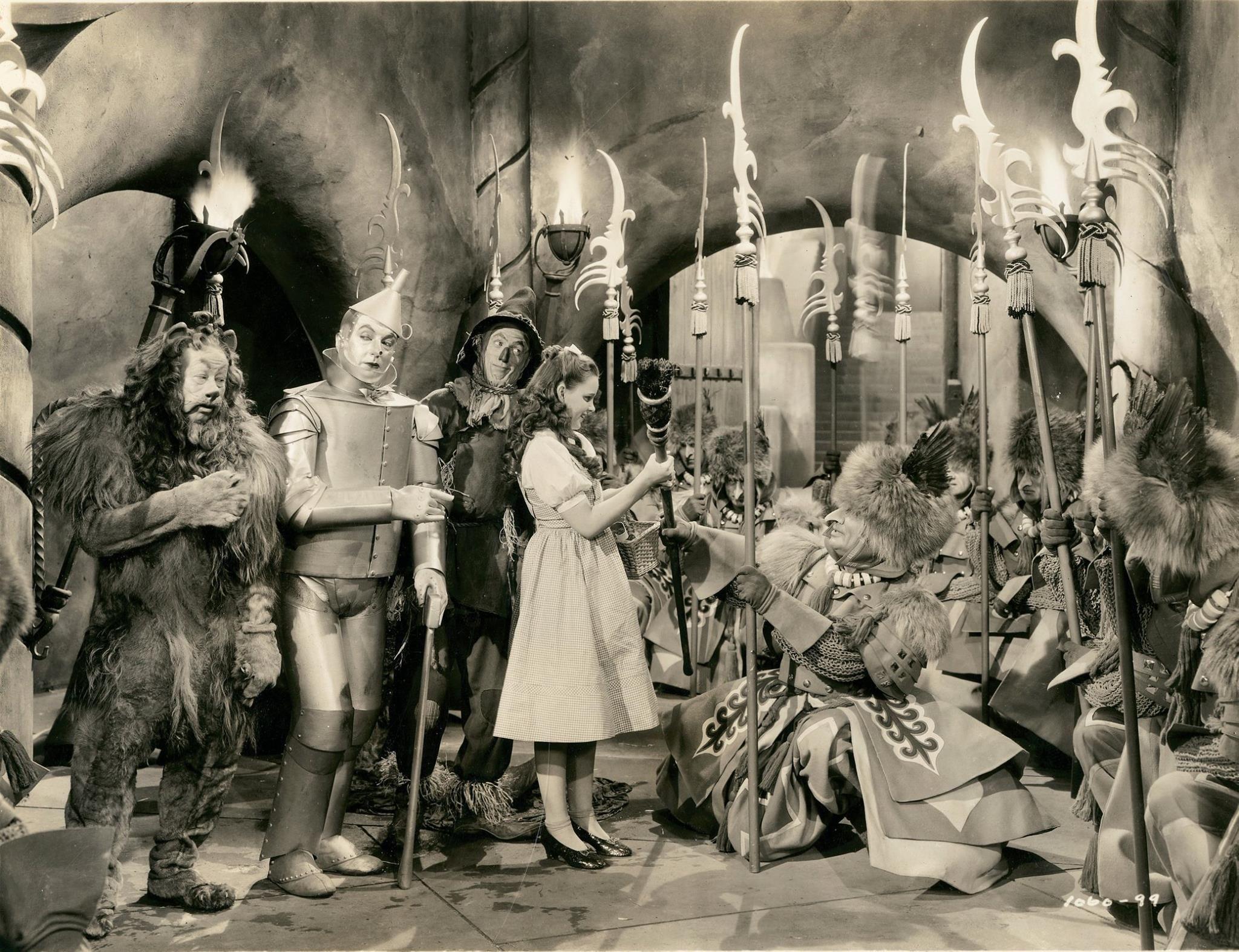 The Wizard of Oz DVD 1939 Óz a csodák csodája / Directed