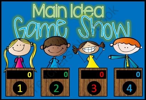 gameshow ppt