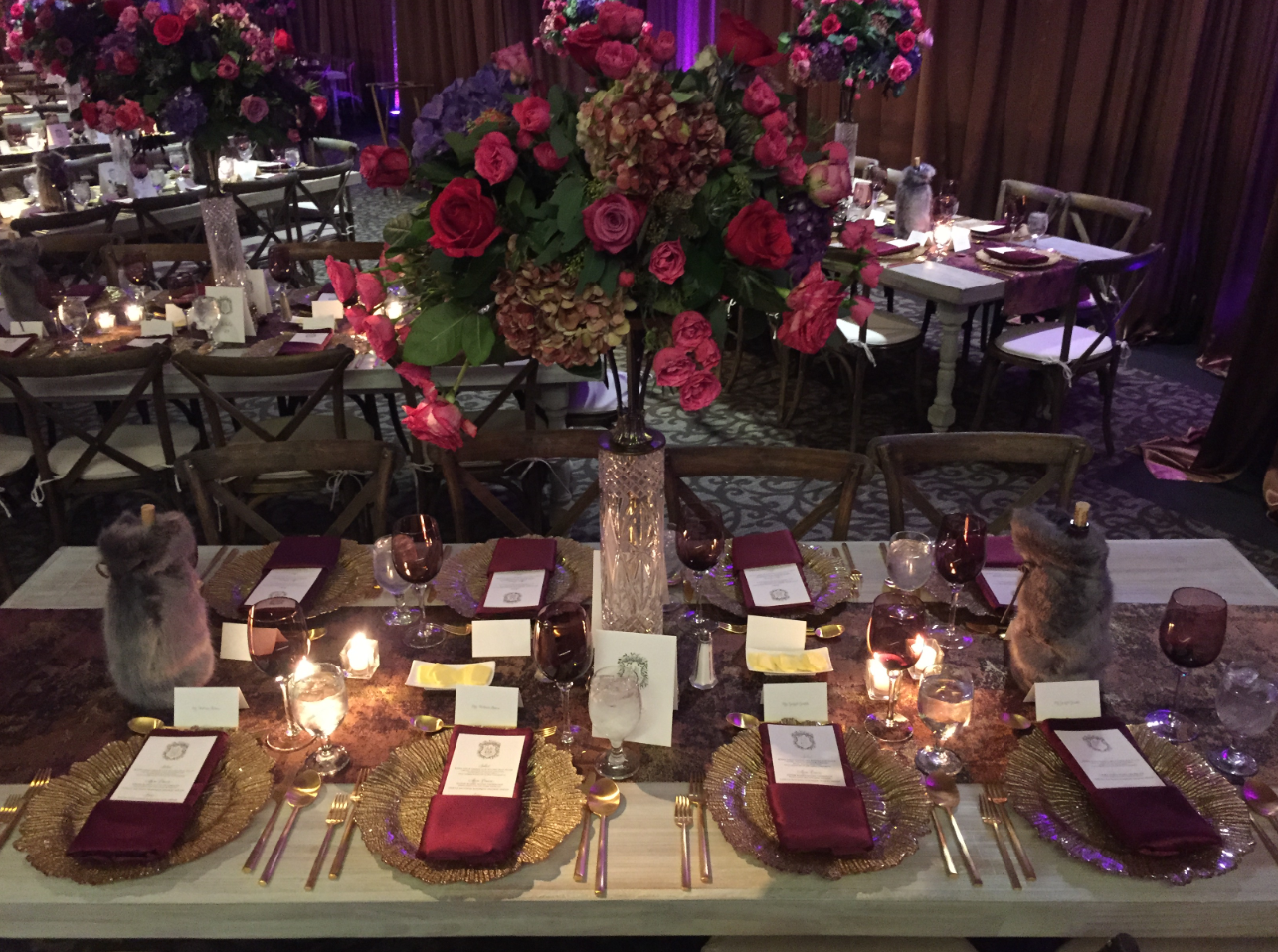 Mccall Wedding Top Tier Catering Floral By Avante Wedding Top Wedding Table Settings