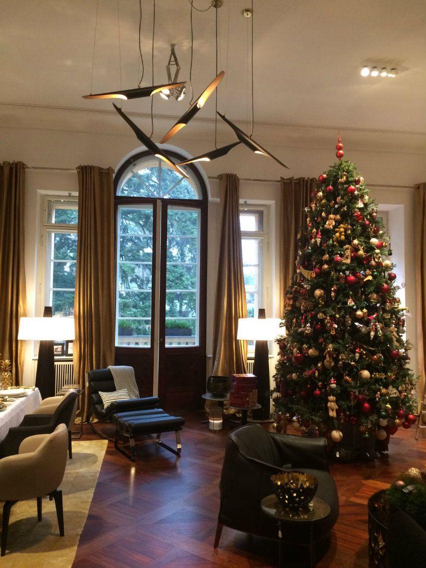 Top 5 exquisite Weihnachtsbäume zum einen moderne Wohnzimmer ...