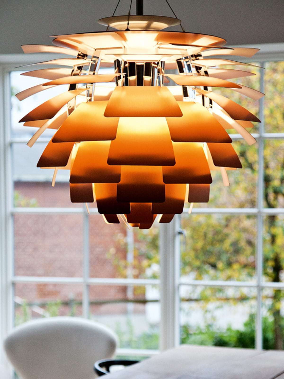 PH Artichoke in Kupfer  Lampen wohnzimmer, Design lampen, Lampen