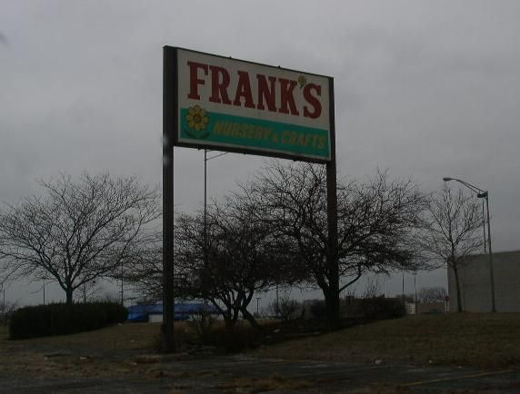 Frank S Nursery And Crafts I Miss This Place
