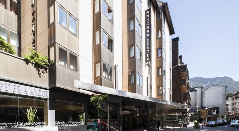 Hotel Andorra Center, Andorra la Vella, Andorra - Booking.com