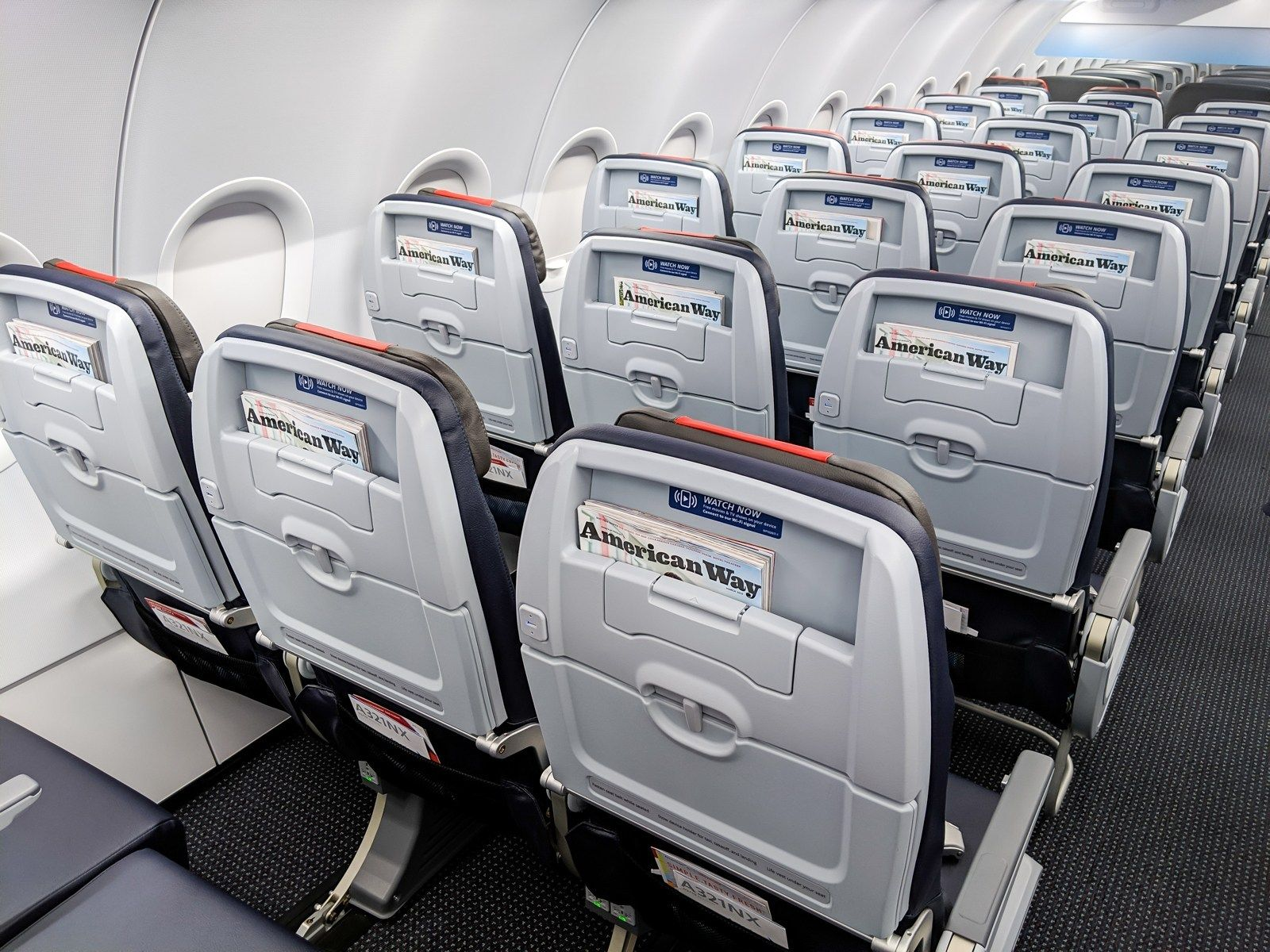 American Airlines Just Launched A New Configuration On Its A321 With More Seats Than On Any Of The 218 In Its Fleet American Airlines The Points Guy Airlines