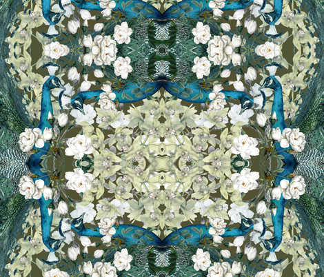 botanist 10 fabric by kociara on Spoonflower - custom fabric