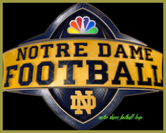 The Story Of Notre Dame Football Logo Has Just Gone Viral Notre Dame Football Logo Football Logo Notre Dame Football College Football Logos