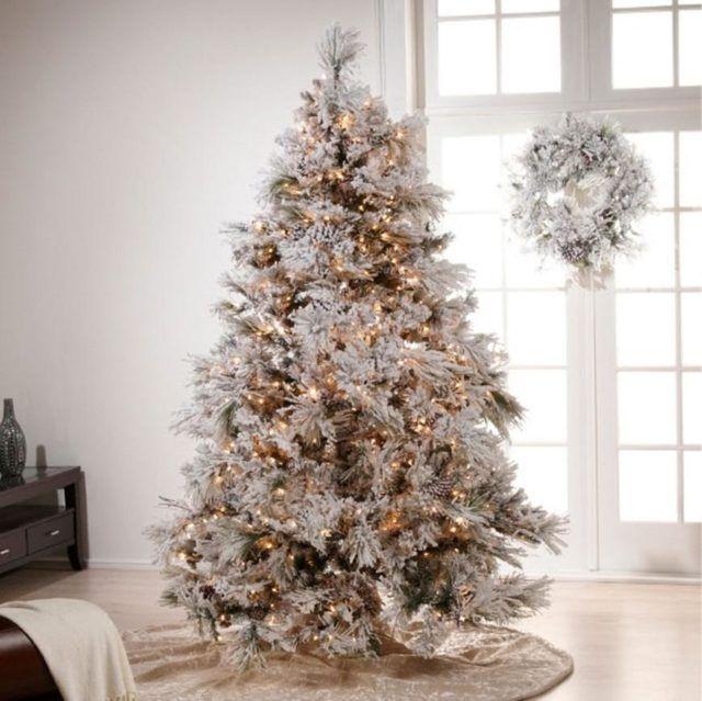 rboles de navidad elegantes el rbol de navidad es sin duda el gran protagonista de esas fechas invernales tan mgicas que todos solemos pasar en - Arboles De Navidad Blancos
