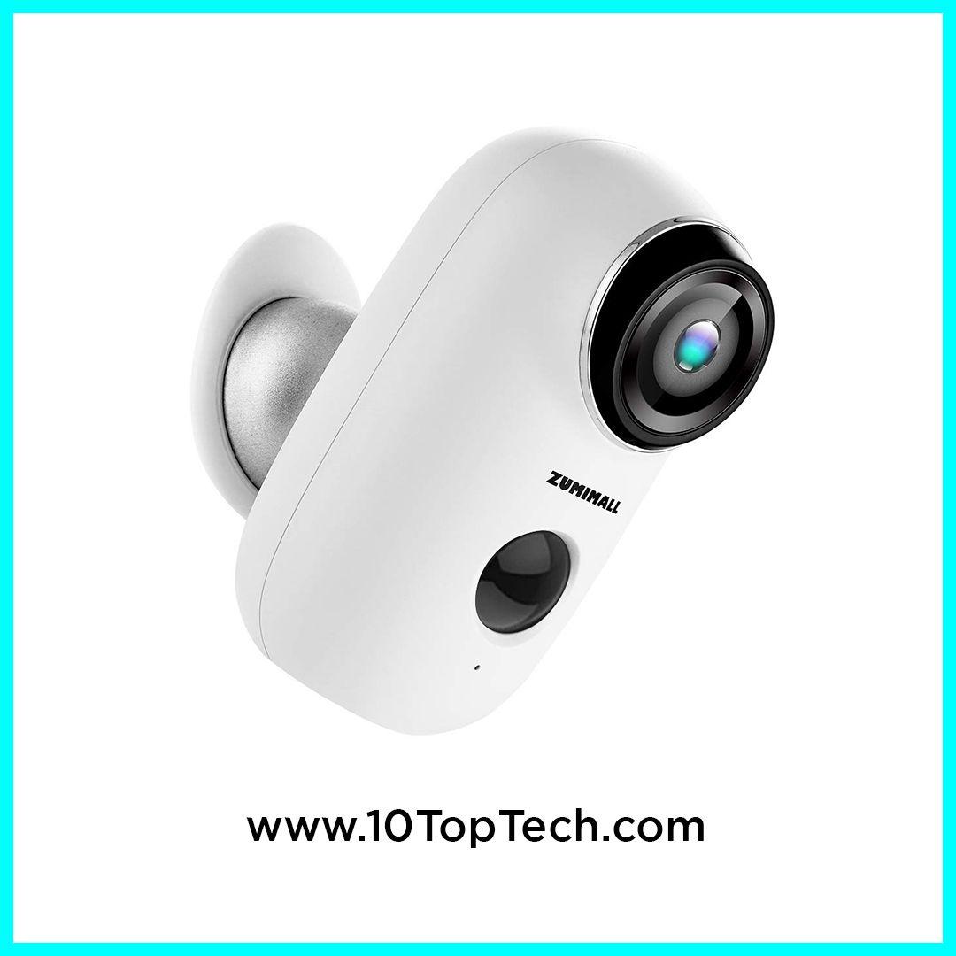 Zumimall Zm Wfa3 Security Camera Review Outdoor Home Security Cameras Security Cameras For Home Security Camera