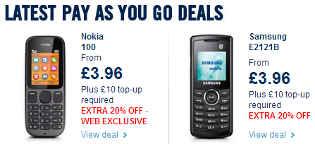 Best Mobile Phone Deals - Compare our Cheap Contracts