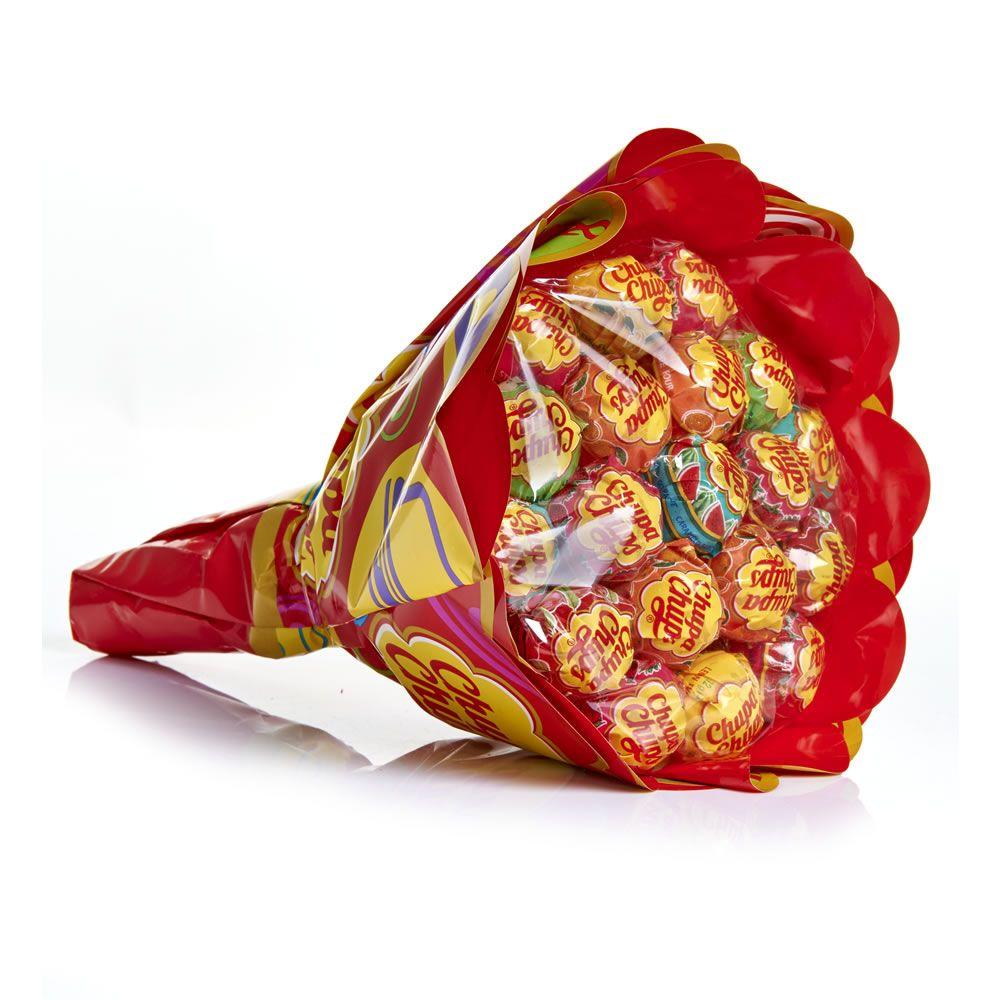 Chupa Chups Flower Bouquet Lollies | Hand made | Pinterest | Flower ...