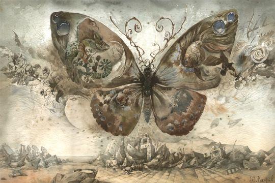 Ammennicoli di Vityaz - The Butterfly Effect