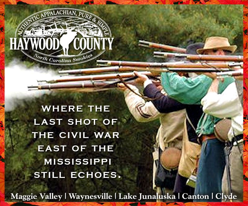 Check out one of our ads for Haywood County where we