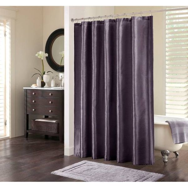Shower Curtain A Collection By Anglina Favorave Purple