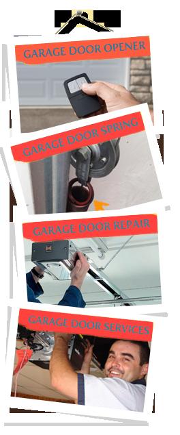 Do The Springs Above Door Seem Separated You Might Just Have A Broken Torsion Spring F Garage Door Installation Garage Door Repair Service Garage Door Repair