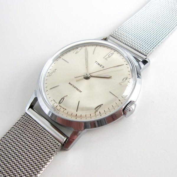 7264f885c Timex Marlin 1967 - timexman.nl - sub $99 vintage watches - shipping  worldwide, from Amsterdam with Love ♥