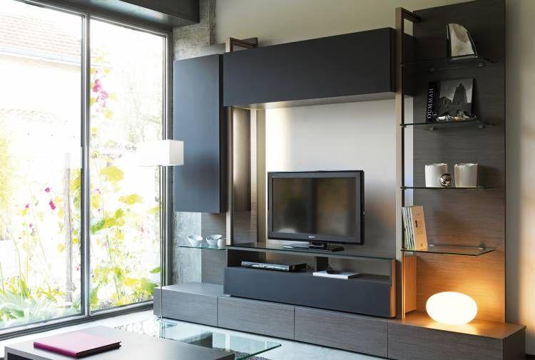 Meuble Tv Meubles Tv Meubles Gautier En 2020 Meubles Gautier Mobilier De Salon Meuble Tv