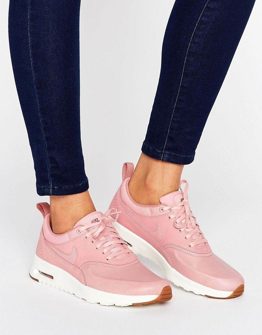 tenis nike mujer color rosa