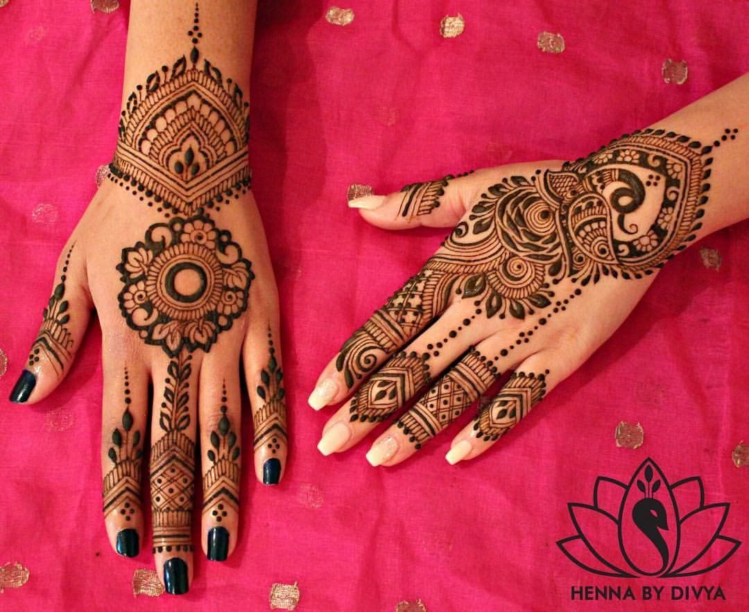 Mehndi Diya Design : Pin by niloufer khan on henna mehndi designs hennas