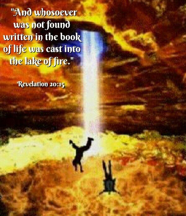 Revelation 20:15 KJV | Church sign sayings, Revelation 20, Christian quotes prayer
