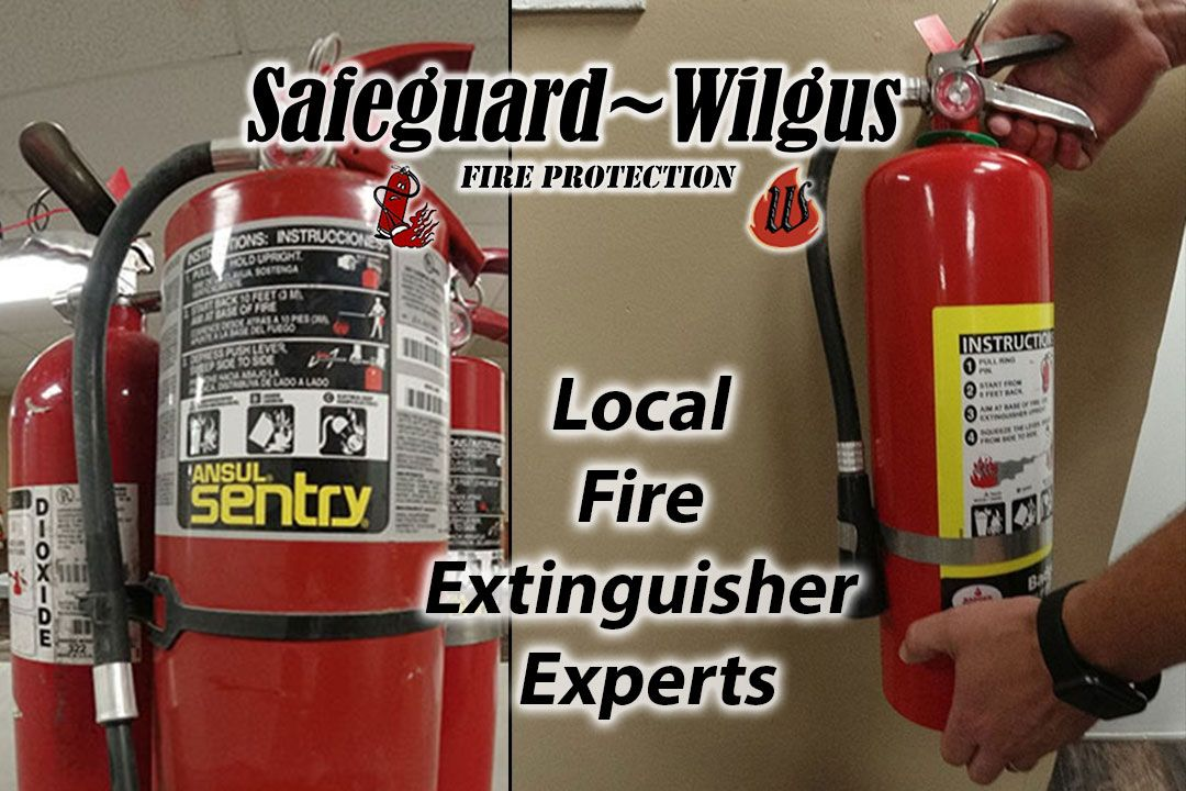 Safeguard Wilgus Fire Protection is your Complete Fire