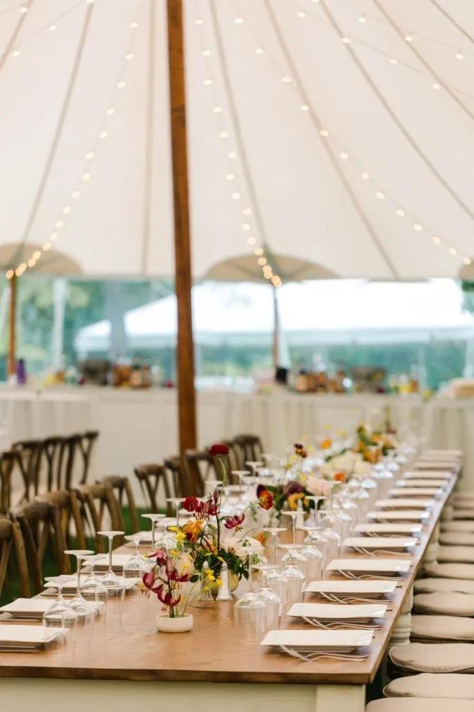 Wedding Reception On A Budget Backyard - WEDDING ...