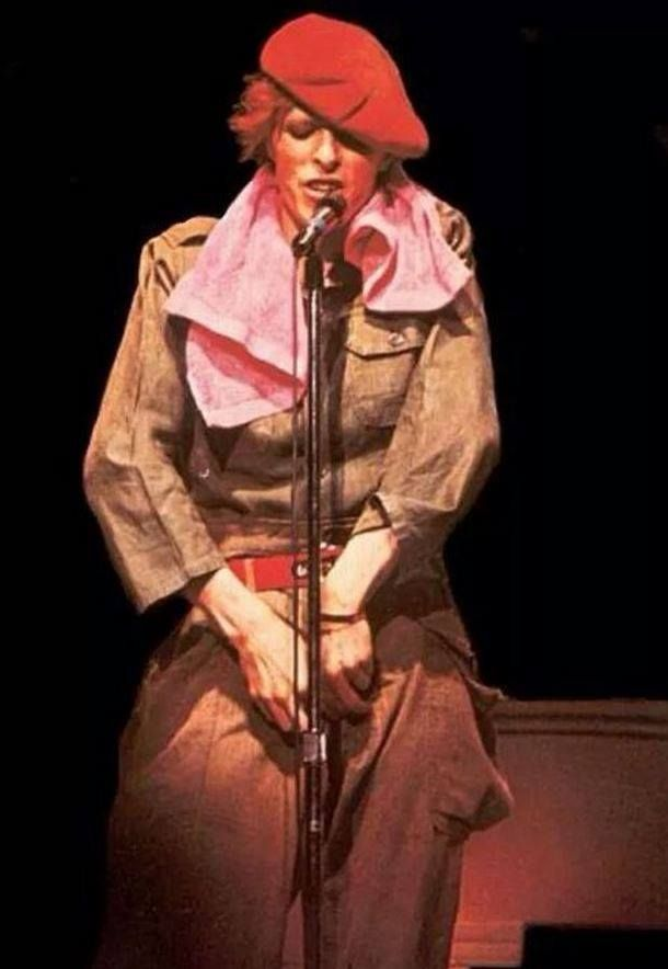 The Diamond Dogs Tour/The Soul Tour (June - December 1974).