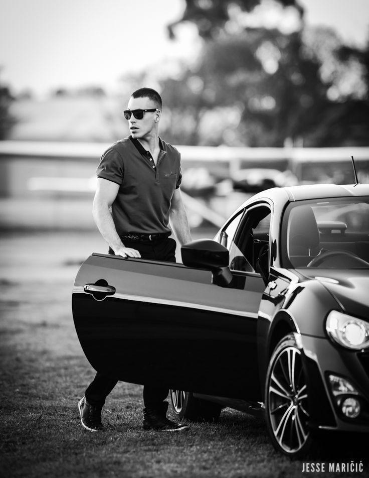 Картинки авто с мужчиной