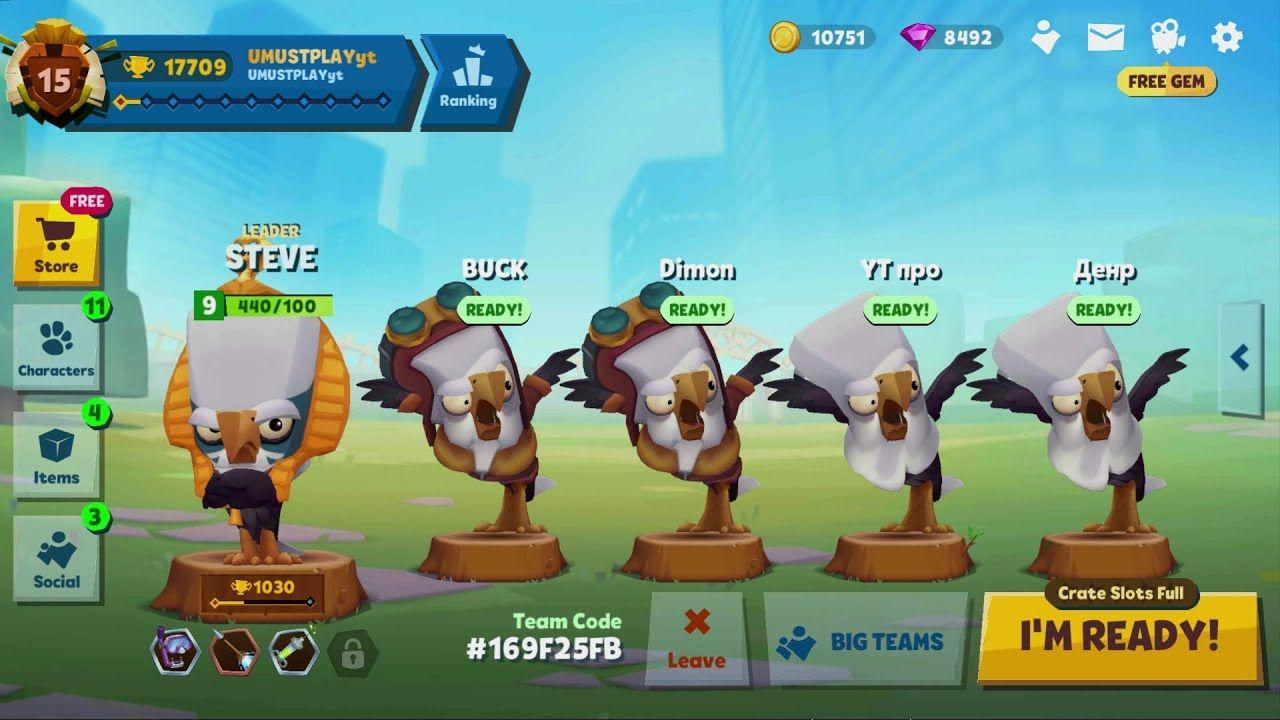 Zooba Eagles Army Zooba Zoo Battle Arena Battle Zoo Online Battle