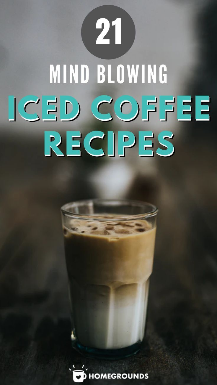 21 mind blowing iced coffee recipes from around the world