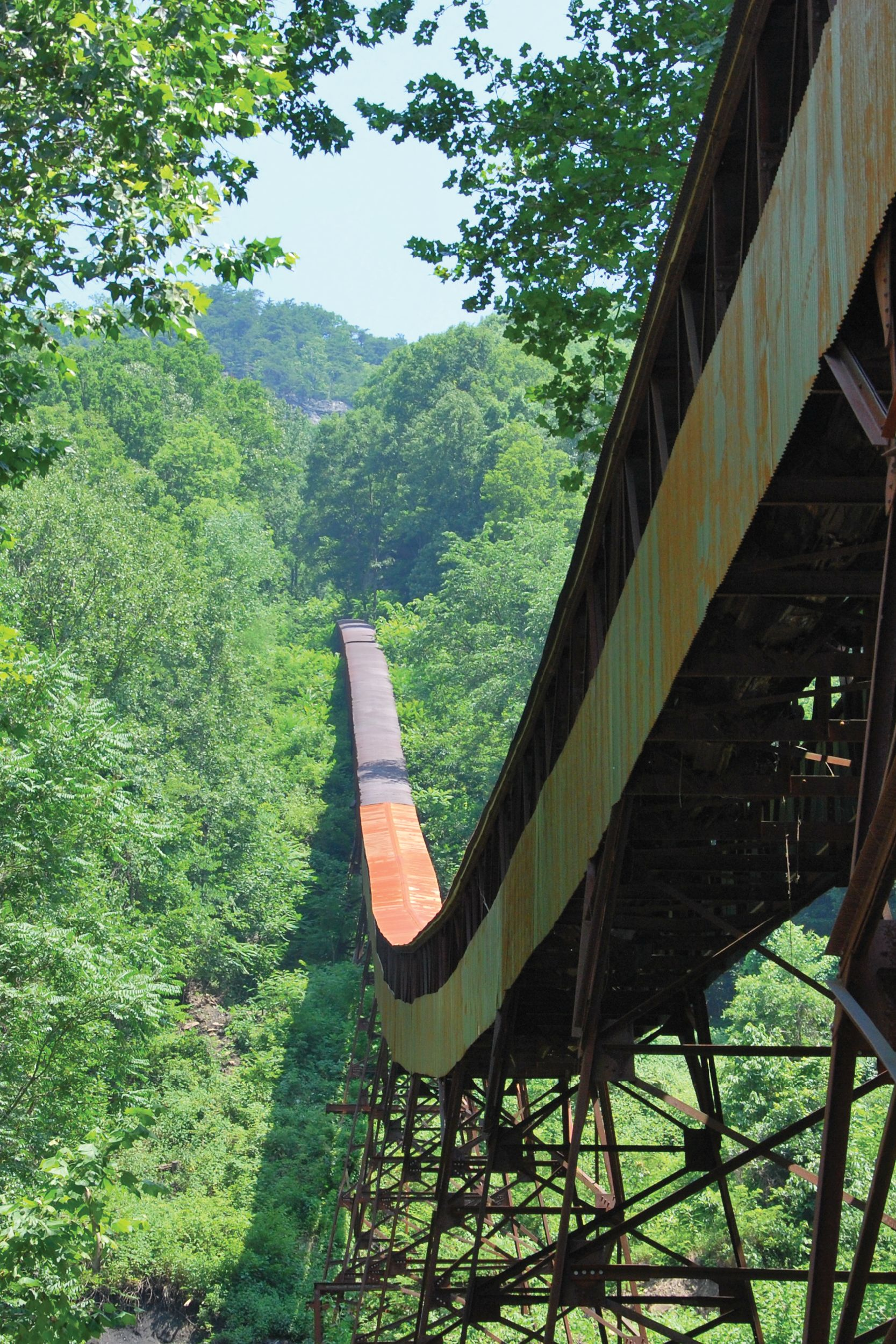 These 5 Trails In West Virginia Will Lead You To