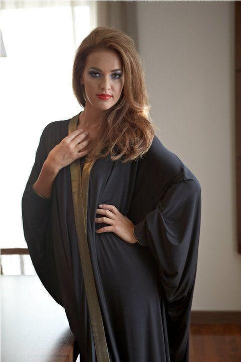 صور موديلات عبايات 2014 Abayas Abaya Abaya Fashion East Fashion