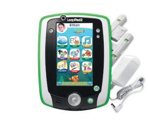 LeapPad 2 Power Learning Tablet Bundle ONLY $64, Includes Charger PLUS FREE Game! HURRY