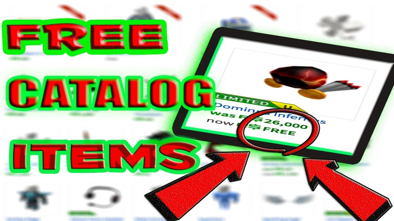 How To Get Free Catalog Items In Roblox Hack March 2017 With