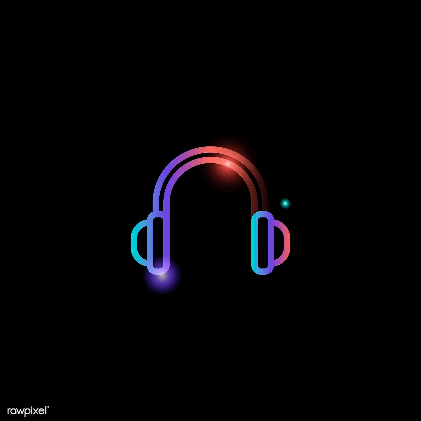 Headphones Social Media Icon Vector Premium Image By Rawpixel Com Aew Social Media Icons Vector Social Media Icons Media Icon